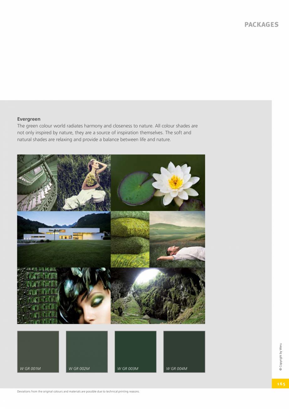Pagina 165 - Catalog general - Usi de exterior din aluminiu WERU Catalog, brosura Engleza