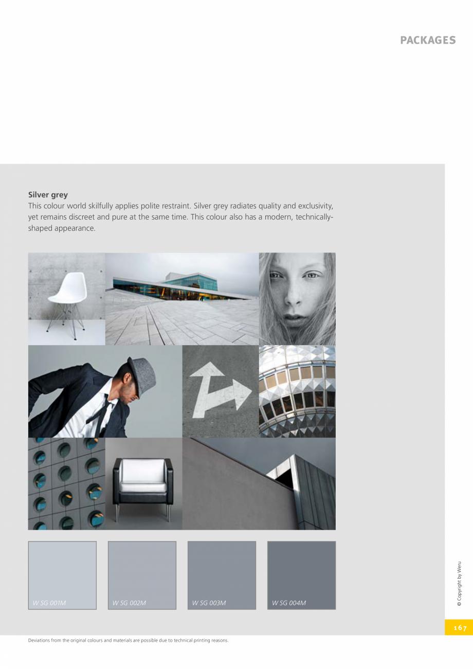 Pagina 167 - Catalog general - Usi de exterior din aluminiu WERU Catalog, brosura Engleza