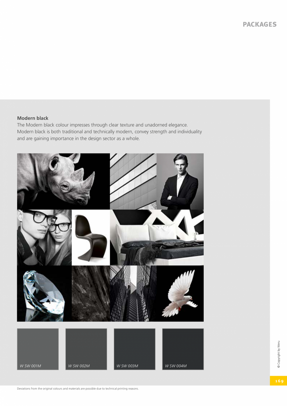 Pagina 169 - Catalog general - Usi de exterior din aluminiu WERU Catalog, brosura Engleza