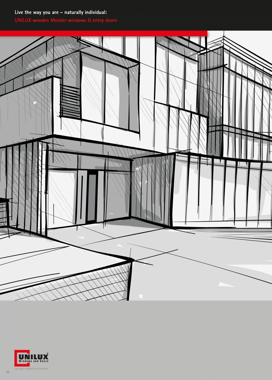 Catalog brosura ferestre din lemn stratificat unilux for Unilux fenster