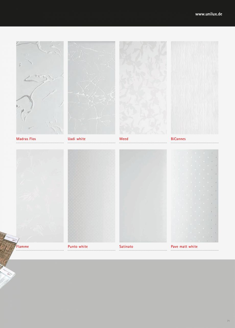 Catalog, brosura Usi de exterior UNILUX Usi de exterior din lemn-aluminiu UNILUX CONSTRUCT  - Pagina 71