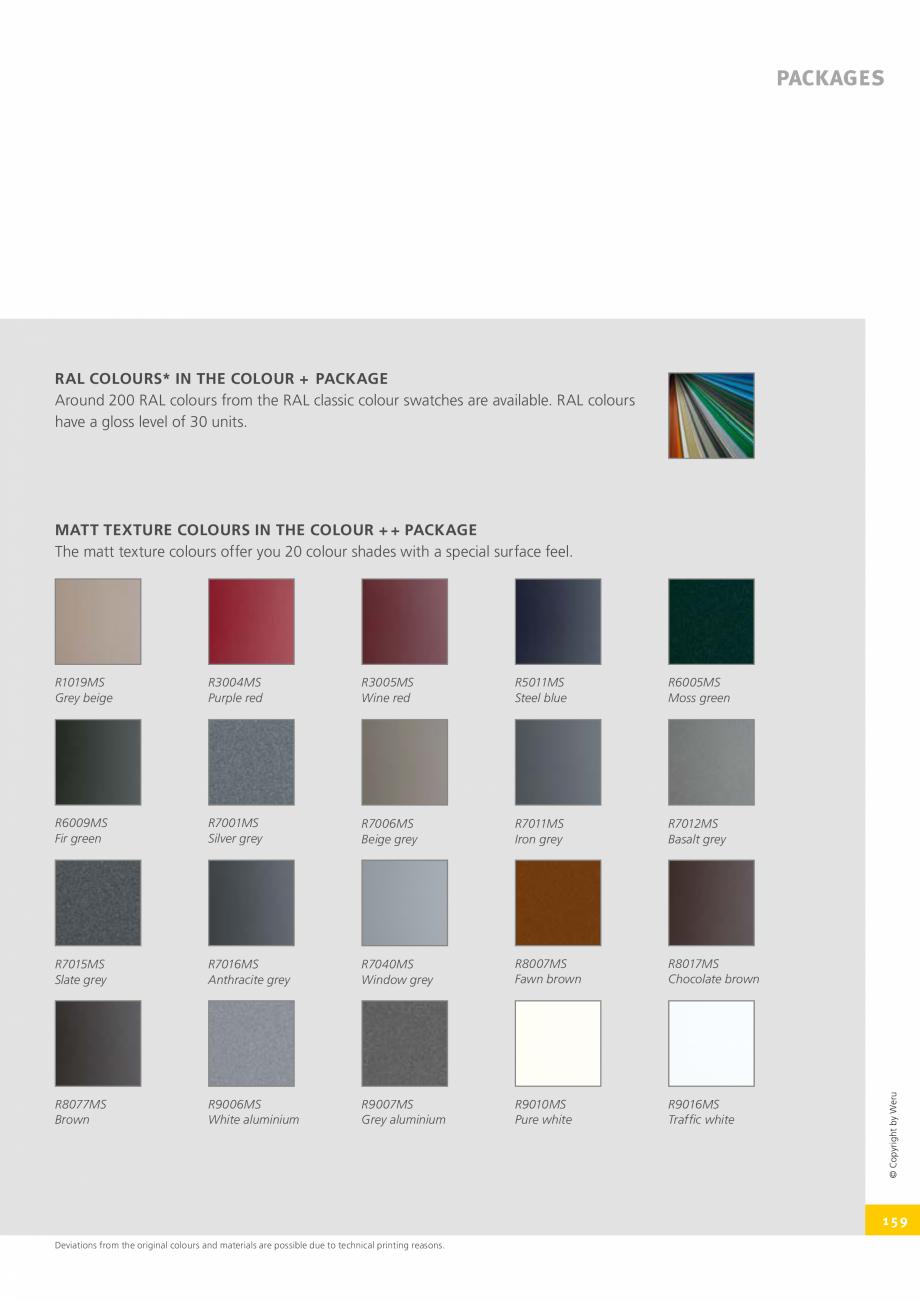 Pagina 159 - Usi de exterior din lemn-aluminiu UNILUX Catalog, brosura Engleza