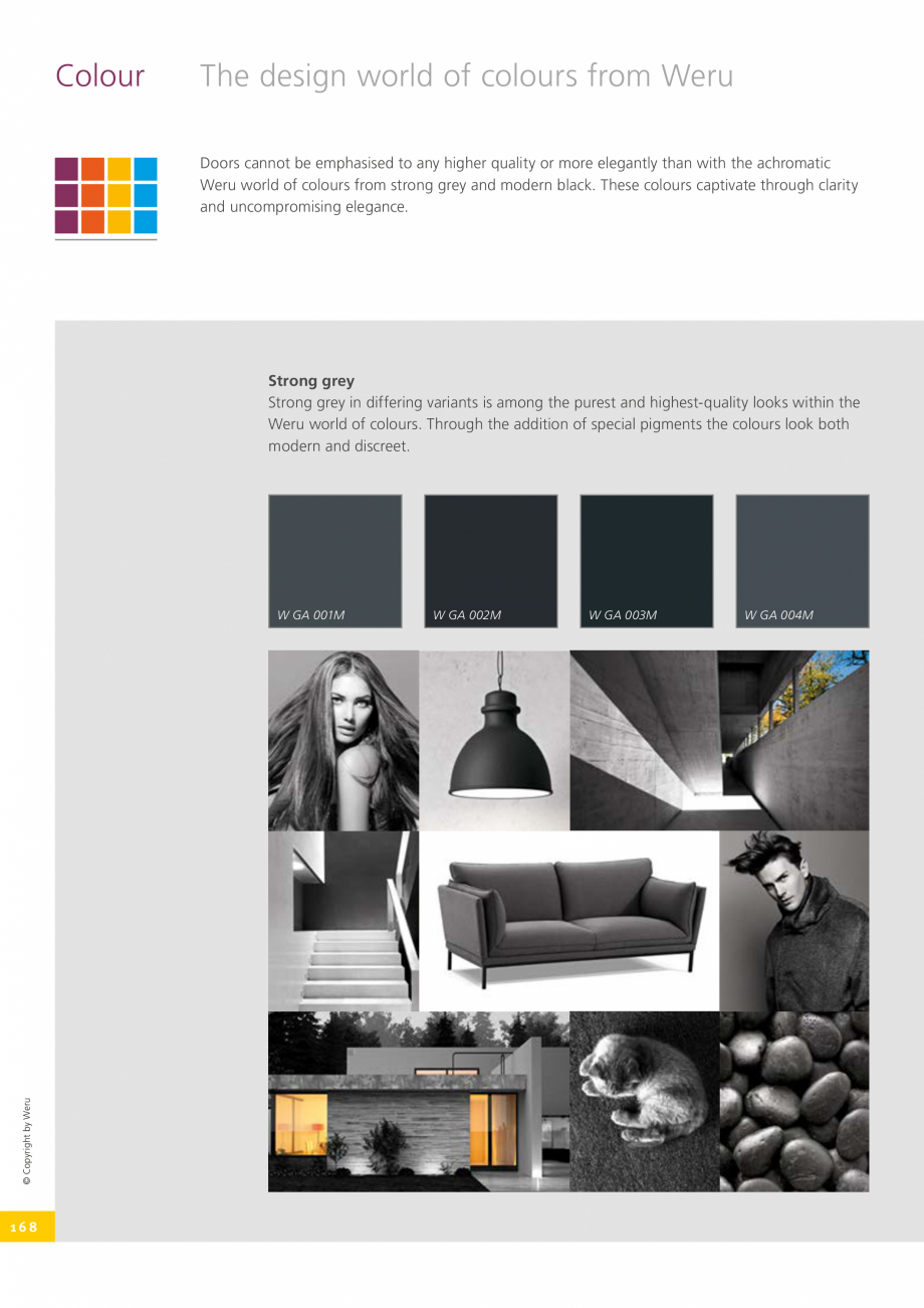 Pagina 168 - Usi de exterior din lemn-aluminiu UNILUX Catalog, brosura Engleza