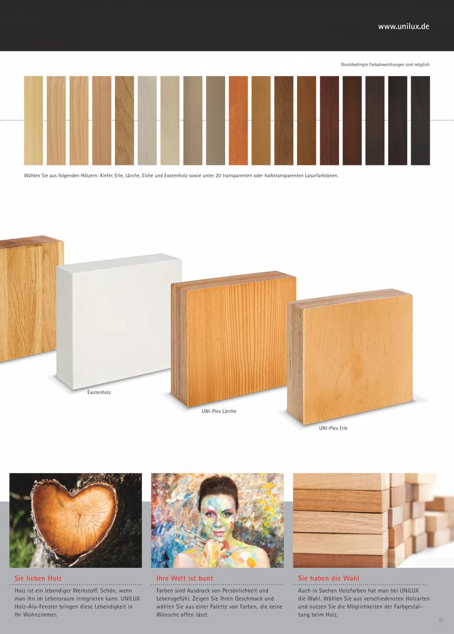 Pagina 21 - Pereti cortina profile structurale UNILUX FINE LINE  Catalog, brosura Germana e FineLine...