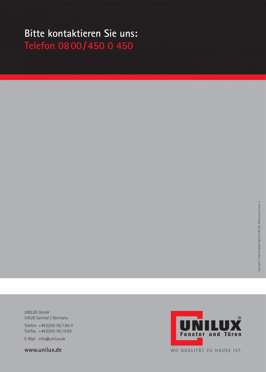 Pagina 28 - Pereti cortina profile structurale UNILUX FINE LINE  Catalog, brosura Germana