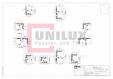 Ferestre din lemn placat cu aluminiu - Detaliu post oscilobatant UNILUX
