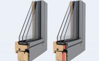 Ferestre din lemn placat cu aluminiu - DesignLine, ModernLine, LivingLine Cu fiecare fereastra Unilux lemn placat cu aluminiu, obtii un standard de casa pasiva, indiferent de gama de desing. DesingLine, LivingLine, ModernLine indeplinesc cele mai stringente criterii de ferestre pentru case pasiva.