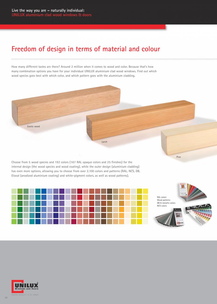 catalog brosura usi de terasa jumboline unilux usi din lemn lemn placat cu aluminiu pentru. Black Bedroom Furniture Sets. Home Design Ideas