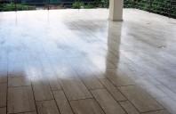 Pardoseli decorative impermeabile pentru balcoane si terase - MasterSeal Balcony BASF