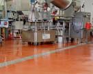Pardoseli UCRETE pentru industria alimentara certificate HACCP BASF