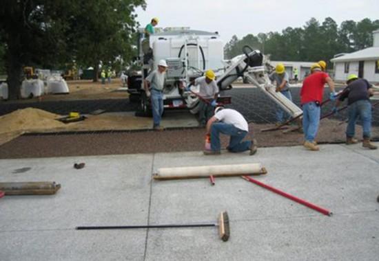 Agregate pentru pavaje si pavele drenante  BASF