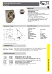 Pisoar din otel inox cu senzor SANELA - SLPN 07E, SLPN 07EB