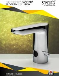 Sanela - Catalog 2019-2020 - Pisoare cu senzor pisoare din otel inox si pisoare de tip
