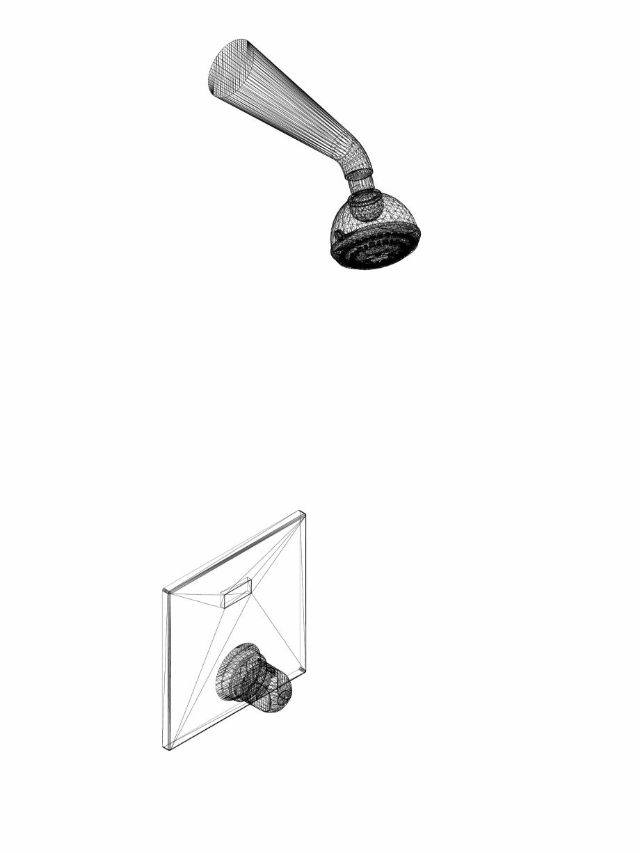 Unitate de dus cu senzor infrarosu si mixer termostatic SLS 02T SANELA Unitati de dus si panouri de dus din otel inox SANELA spol. sro.  - Pagina 1