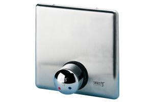 Unitati de dus si panouri de dus din otel inox Bateriile de dus cu senzor oferite de SANELA sunt destinate in special spatiilor publice.Avem doua categorii de produse, produse actionate prin senzor infrarosu si produse actionate cu ajutorul controlului piezo.