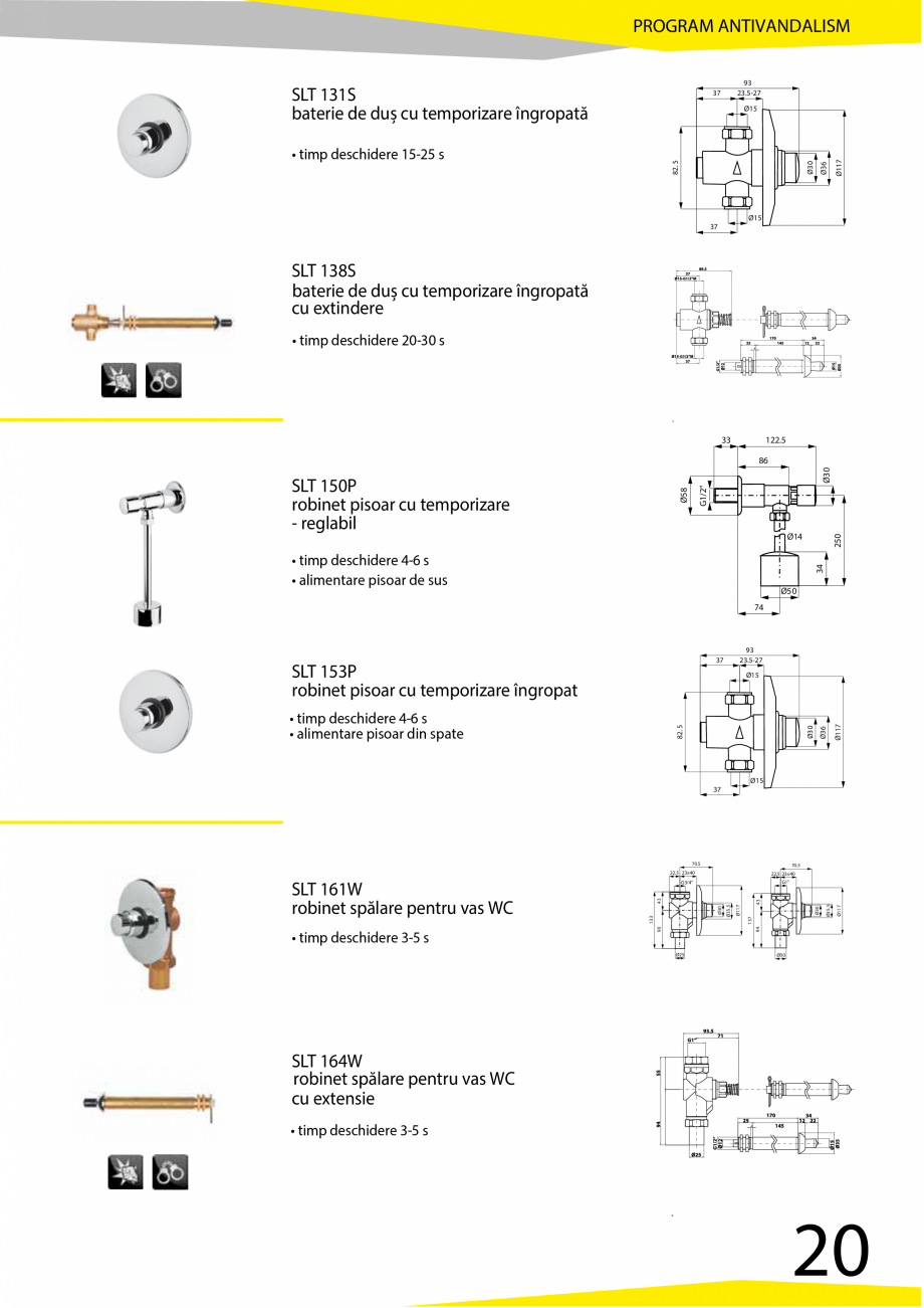 Pagina 21 - Catalog produse antivandalism SANELA SLD 04, SLR 01, SLR 01L, SLR 01R, SLR 02, SLR 02D, ...