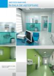 Catalog spitale / Accesorii din otel inox si plastic pentru bai si grupuri sanitare / SANELA spol. sro.