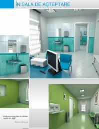 Instalatii sanitare pentru spitale