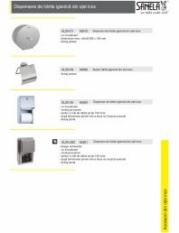 Dispensere hartie igienica