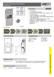 Lavoar multifunctional din otel inox SANELA - SLUN 70P