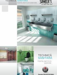 Tehnica sanitara pentru spitale
