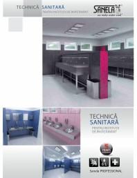 Tehnica sanitara pentru institutii de invatamant