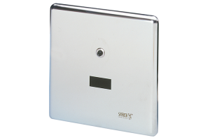 Unitati de spalare automate pentru vase wc  SANELA va ofera o gama variata de unitati de spalare pentru vase wc si clapete de actionare cu senzor infrarosu pentru cadre.