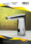 Sanela - Catalog2019-2020 - Cadre pentru montaj pentru pisoare, lavoare, vase WC  SANELA