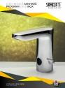 Sanela - Catalog2019-2020 - Cadre pentru montaj pentru pisoare, lavoare, vase WC