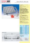 Capac de aluminu etans la aer si apa HAGODECK - BVA-SL