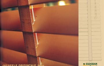 Jaluzele verticale, jaluzele orizontale Jaluzelele verticale si orizontale EURO DAN sunt simplu de utilizat, fiabile si usor de intretinut, fiind o optiune buna pentru decorarea ferestrelor.