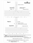 Detalii tehnice bloc ceramic POROTHERM - 12 N+F Profi