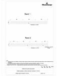 Detalii tehnice bloc ceramic POROTHERM - 11.5 N+F
