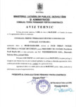 Agrement tehnic zidarie Porotherm Profi +Dryfix_Romania POROTHERM