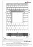 Detalii tehnice buiandrugi Porotherm POROTHERM - A12