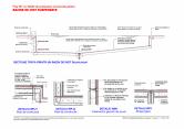 Fisa W1 cu detalii de proiectare si executie pentru bazine de inot suspendate UNICO PROFIT
