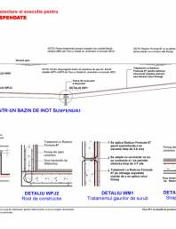 Fisa W1 cu detalii de proiectare si executie pentru bazine de inot suspendate