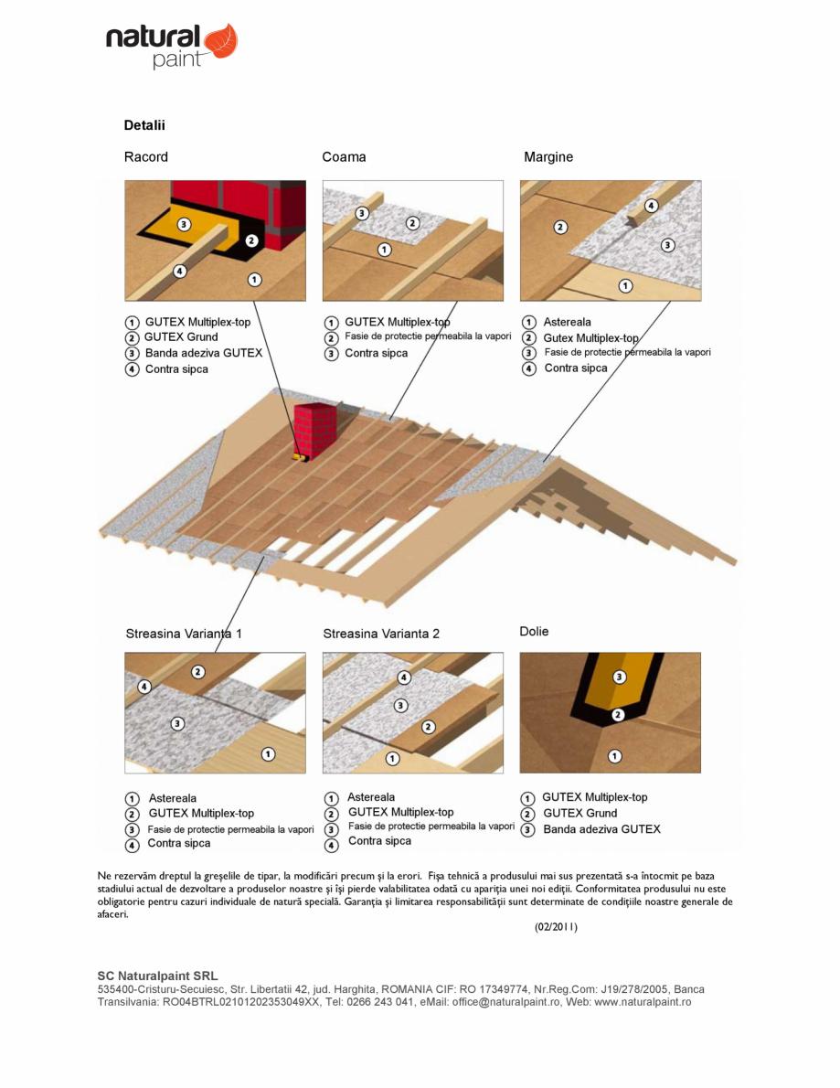 fisa tehnica placa izolanta pentru realizarea asterelii multiplex top gutex placi din fibre. Black Bedroom Furniture Sets. Home Design Ideas