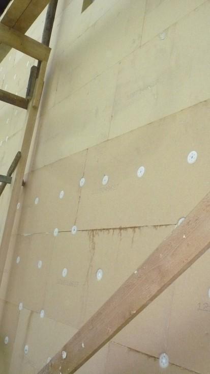 Izolatii cu placi din fibre lemnoase Gutex Thermowall Thermowall Izolatii cu placi din fibre lemnoase Gutex