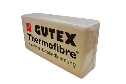 Fibre din lemn Gutex Thermofibre - balot Thermofibre Fibre din lemn pentru izolatii prin suflare