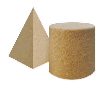 Fibre din lemn Gutex Thermofibre - Forme Thermofibre Fibre din lemn pentru izolatii prin suflare