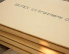 Placi din fibre lemnoase pentru izolatii mansarde, acoperisuri, pereti GUTEX