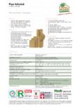 Termoizolatie naturala din fibre de canepa  THERMO HANF - PREMIUM