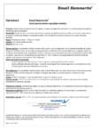Email special pentru suprafete metalice HAMMERITE - EMAIL - Lucios EMAIL - Lovitura de ciocan EMAIL