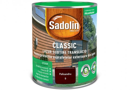 Lazuri pentru lemn SADOLIN