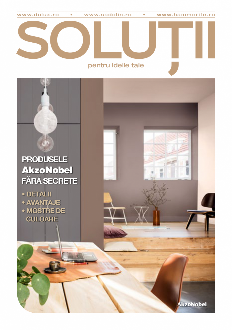 Pagina 1 - Solutii pentru ideile tale - Catalog complet 2018  DULUX Easy Smooth, Quick Set Cement...