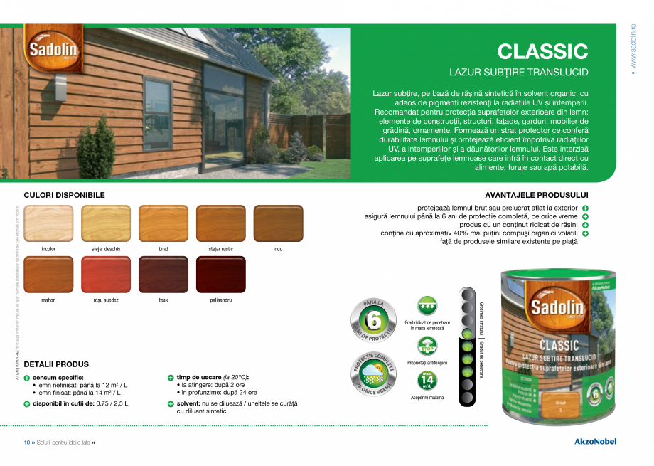 Pagina 7 - Solutii pentru ideile tale - Catalog complet 2018  DULUX Easy Smooth, Quick Set Cement...