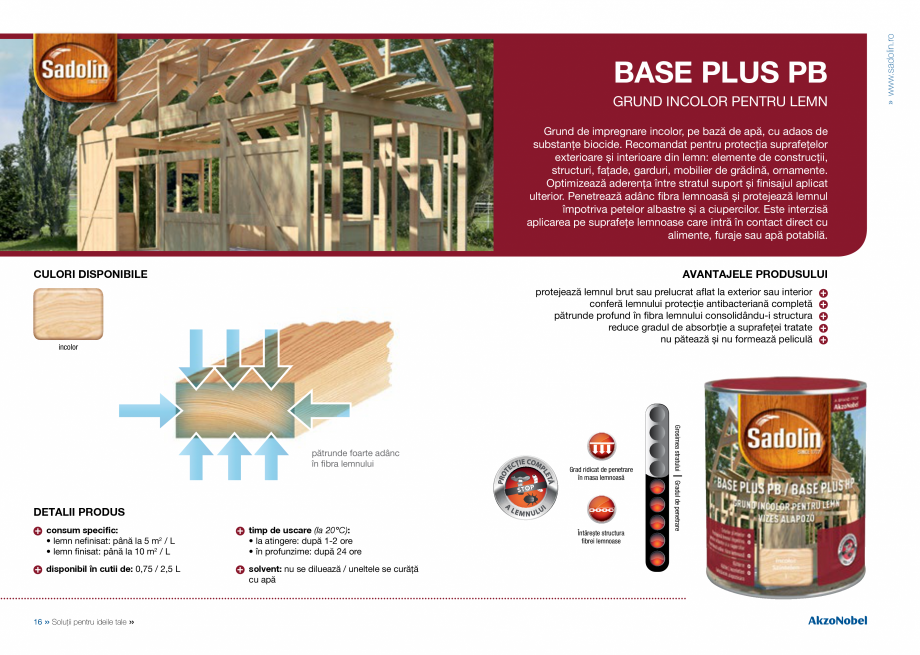 Pagina 10 - Solutii pentru ideile tale - Catalog complet 2018  DULUX Easy Smooth, Quick Set Cement...