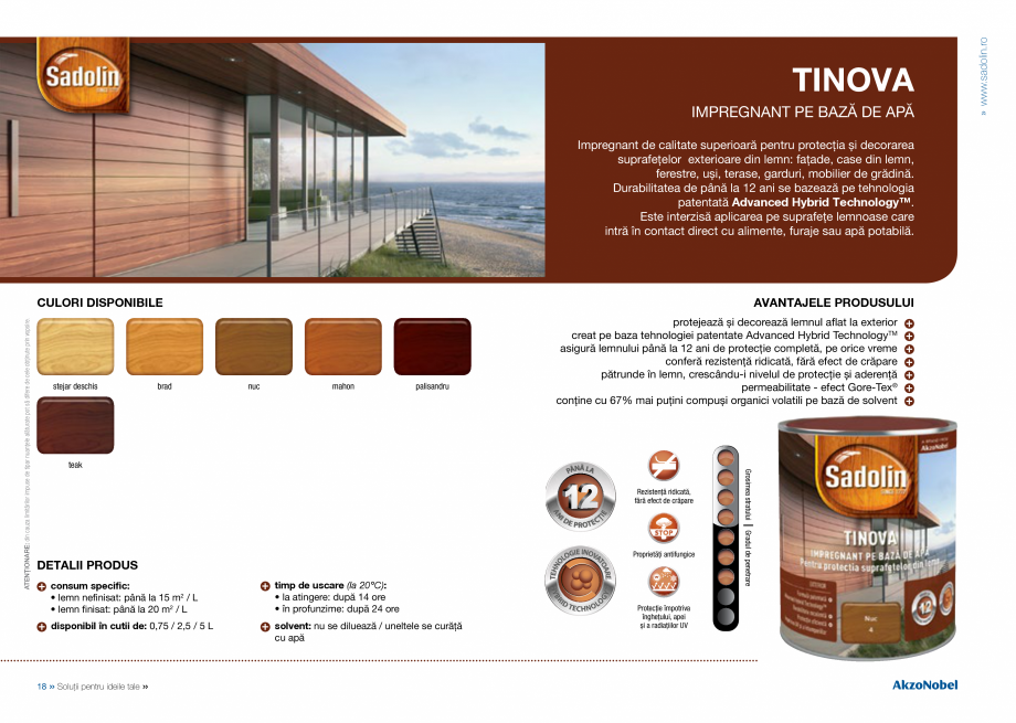 Pagina 11 - Solutii pentru ideile tale - Catalog complet 2018  DULUX Easy Smooth, Quick Set Cement...
