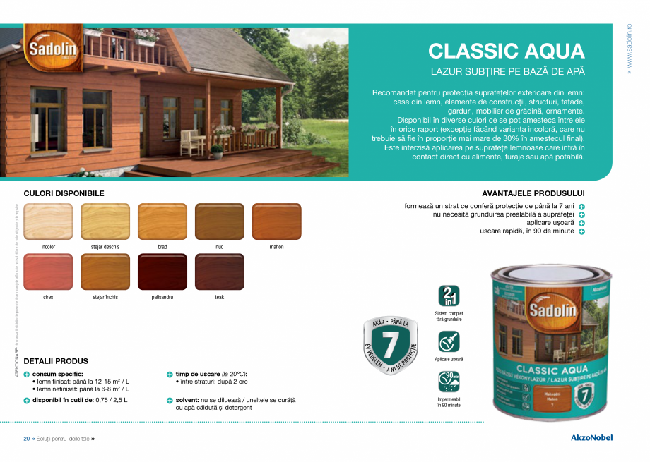 Pagina 12 - Solutii pentru ideile tale - Catalog complet 2018  DULUX Easy Smooth, Quick Set Cement...